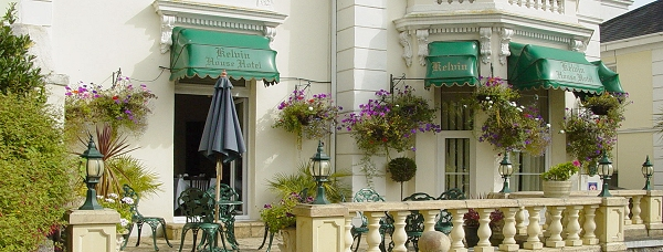 Kelvin House Bed and Breakfast in Torquay